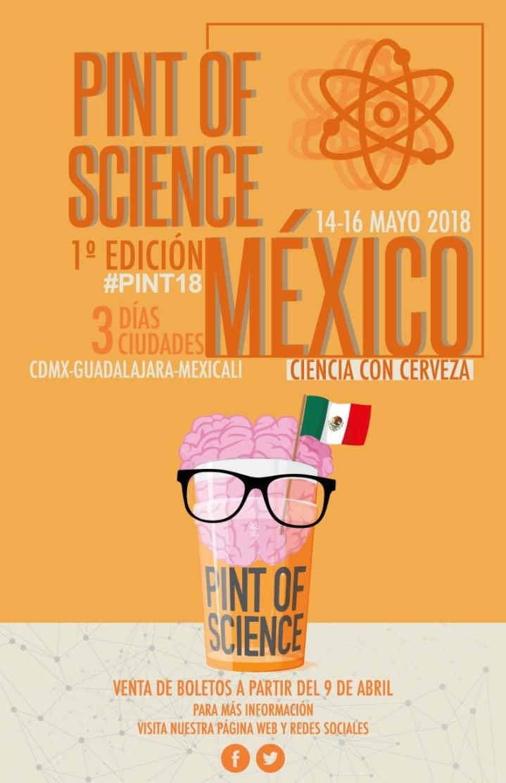 Pint of Science México
