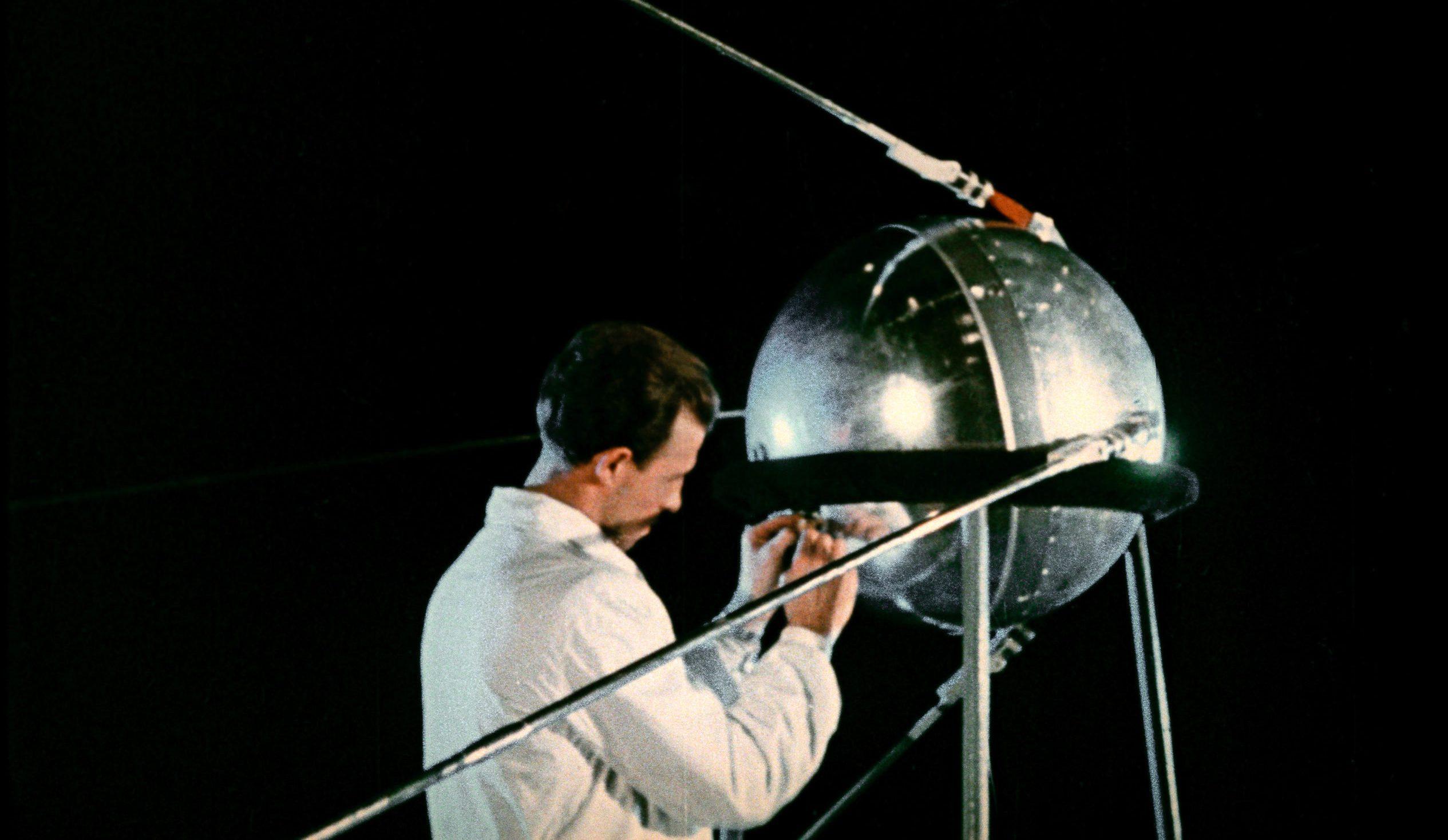 El primer satélite artificial: Sputnik 1 – Sólo es Ciencia
